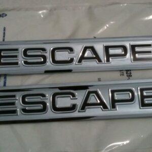 2008-2009-2010-2011 Ford Escape Door Emblem Set - FordPartsOne